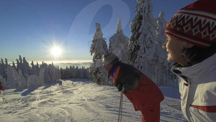 Skifahren Und Snowboarden In Bodenmais Bayerischer Wald